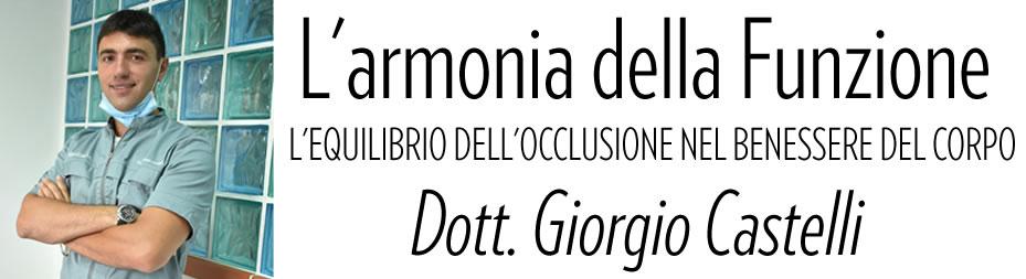 L'armonia della funzione - Dott.Giorgio Castelli